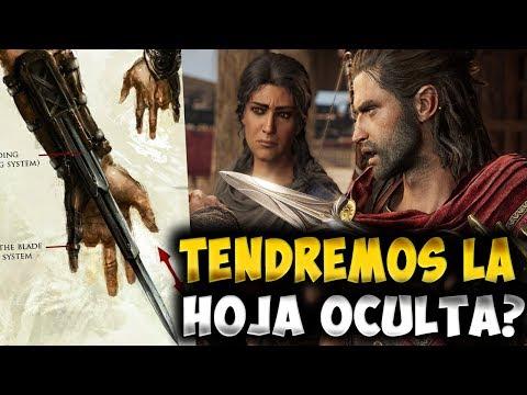 ¿DESBLOQUEAREMOS la HOJA OCULTA en Assassin's Creed Odyssey? - RAFITI thumbnail