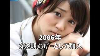 〈AKB48〉の大島優子と、〈アイドリング!!!〉の横山ルリカ。現在各グループ...