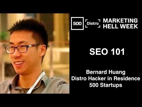[500Distro] SEO 101 with Bernard Huang