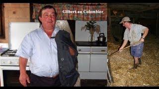 Gilbert Calhac, éleveur de veaux de lait