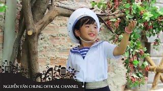 Cám Ơn Chú Bộ Đội - Bé Khánh Ngọc - Karaoke nhạc thiếu nhi hot - Nguyễn Văn Chung [Official]