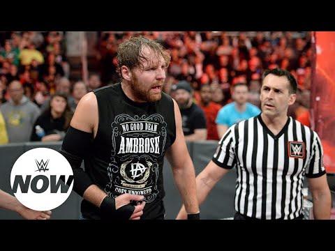 Dean Ambrose undergoes surgery following Raw injury: WWE Now
