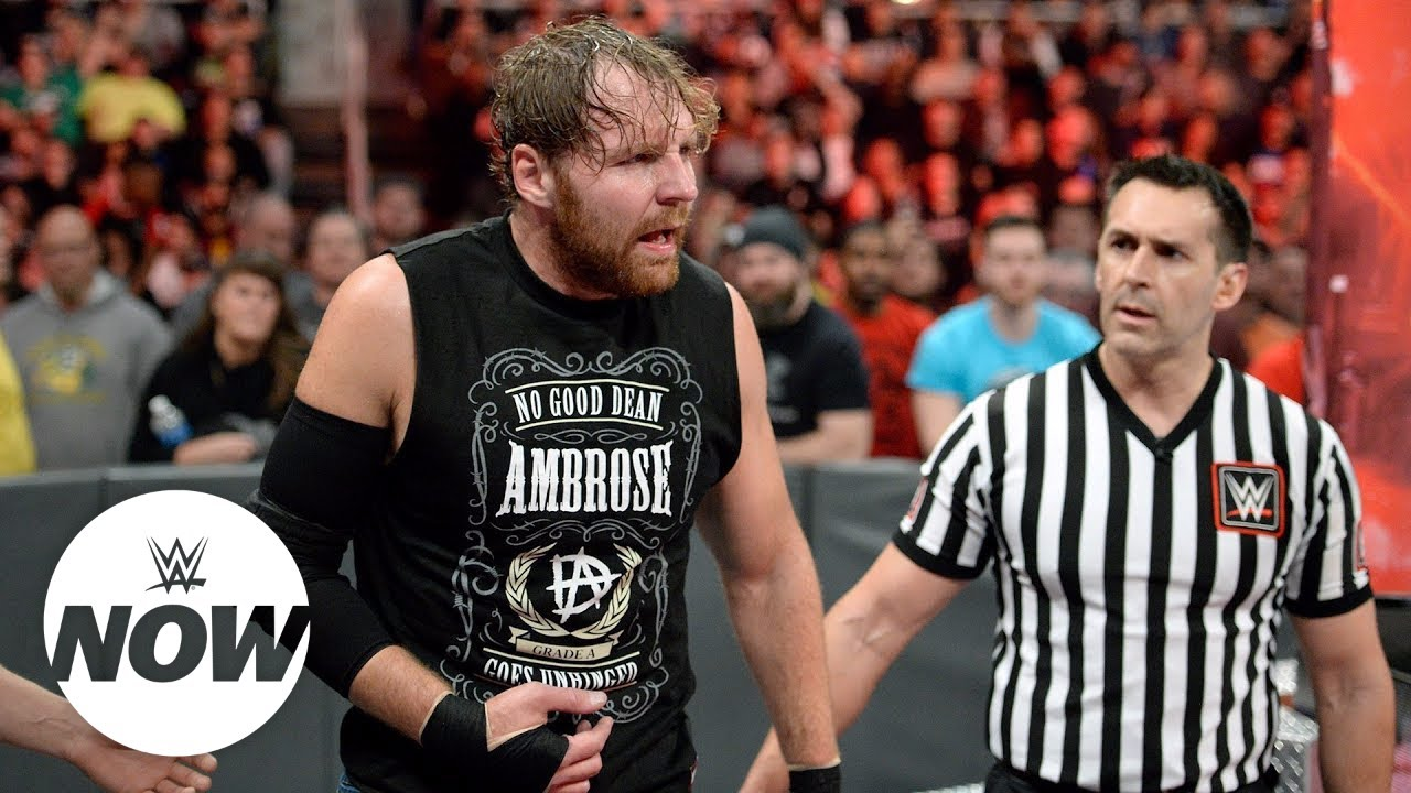 Dean Ambrose undergoes surgery following Raw injury: WWE Now