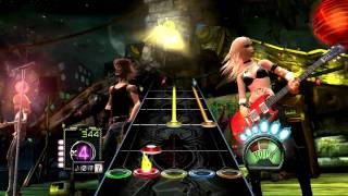 Dragonforce - Trail of Broken Hearts (Guitar Hero)