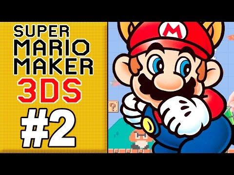 MARIO MAKER 3DS #2 - SOU SAPEKA