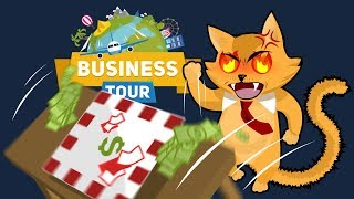 THE FRIENDSHIP TEST | Business Tour (w/ ClearCritique, TheGamingEra, WCPotGaming)
