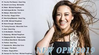 NEW OPM 2019 - December Avenue, Morissette Amon, Daryl Ong, TJ Monterde
