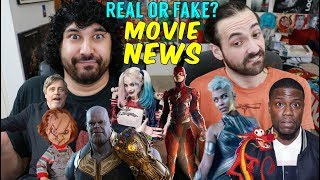 Is It REAL Or Is It APRIL FOOL's Movie News?!