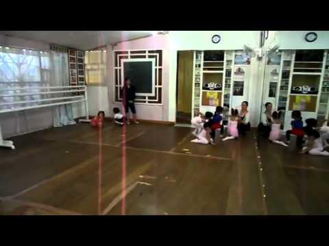 Eyetch Baby Ballet Class
