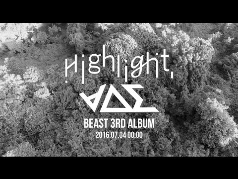 BEAST(비스트) - 3RD ALBUM 'HIGHLIGHT' - PROLOGUE -