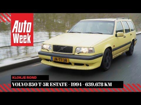 Volvo 850 T-5R Estate - 1994 - 639.678 km - Klokje rond