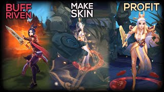 Riven Is Getting Buffed And A New Skin On The SAME Patch!