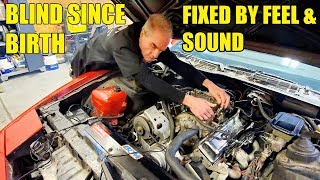 I Wrenched With A Blind Mechanic & His Son For 1 Day & He Taught Me More Than How To Fix My Firebird