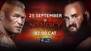 WWE No Mercy - Live on SuperSport
