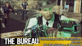 The Bureau XCOM Declassified - Avance
