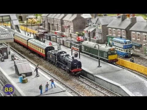 Yeovil Railway Centre - Model Railway Exhibition 2019 - 27th April 2019