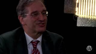 Zuid Europa heeft de macht overgenomen; Willem Middelkoop met Lex Hoogduin