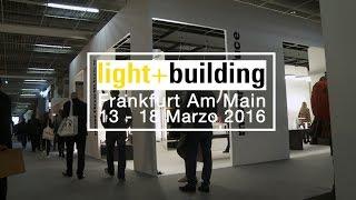 Francoforte  2016 Light+building