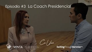 La Coach Presidencial, Temporada 2, Venta Perfecta Reality Show