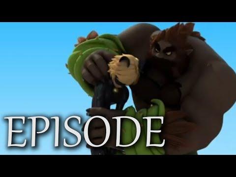 Weredad ENGLISH Fandub Episode - Papa Garou Episode 2 Season 3 MIRACULOUS LADYBUG