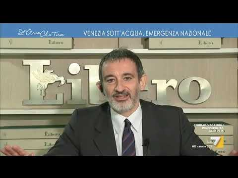 """Pietro Senaldi: """"Il Veneto ha 15 miliardi di residuo fiscale, lasciamoglieli, sono sicuro che ..."""
