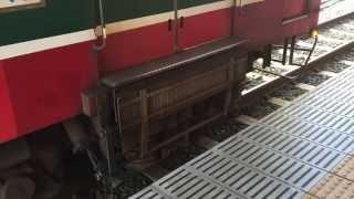 【記録映像】福井鉄道ならではの高床車ステップ
