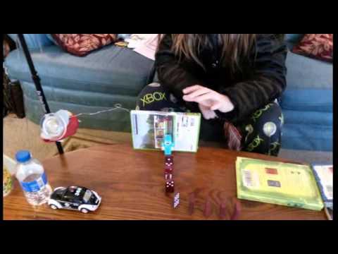 Leah C. Wright 7th Grade Rube Goldberg project