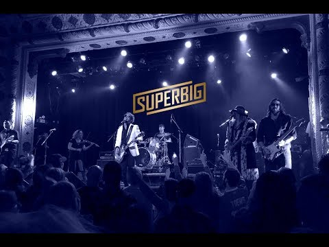 SUPERBIG | Music video demo reel 2017