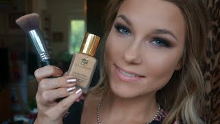 Flawless Foundation Routine| Estee Lauder Double-Wear Thumbnail