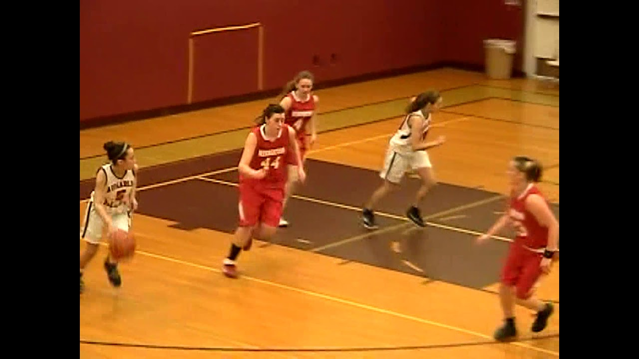 Beekmantown - AuSable Valley Girls B S-F  2-25-12