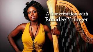 Downbeats | Brandee Younger, Jazz Harp