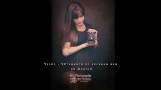 Shooting photo de Marion - Les vêtements et accessoires de Marion.