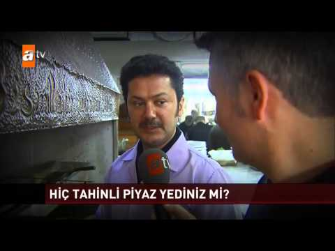 Antalya'nın meşhur piyazı -atv