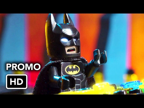 LEGO Batman meets The CW's DC superheroes in new promo