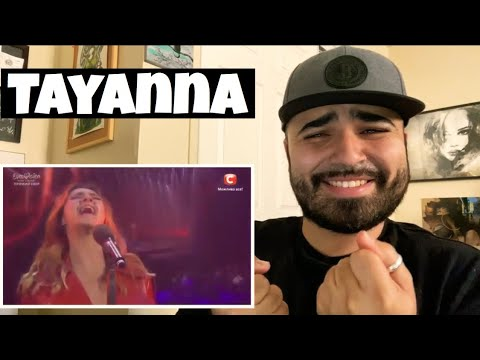 Reacting To TAYANNA I Love You Ukraine 2017 Eurovision Song Contest