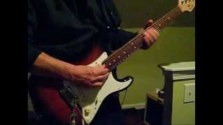 fender deluxe strat w/ lindy fralin blues specials