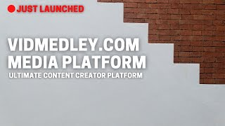 VidMedley Videos Images Mp3 Hosting Advertising Social Sharing Media Platform