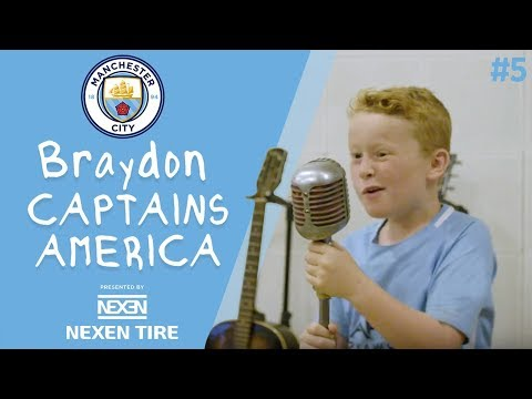 Braydon Captains America | Episode 5 - Braydon meets the Dallas Wings and becomes Elvis!