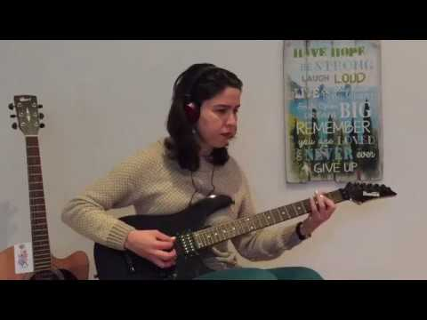 Model - Yalnızlık Senfonisi gitar cover