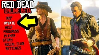 New Red Dead Online Update! Levels Removed, New Clothes and More!