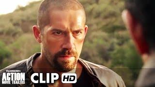 Close Range ft. Scott Adkins Movie Clip 'Storm The House'  (2015) - Action Movie [HD]