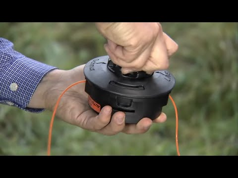 How to Replace Trimmer Line on a STIHL AutoCut® C 25-2