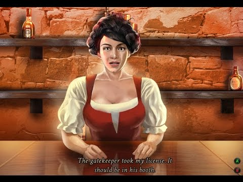 Clockwork Tales: Of Glass and Ink Gameplay