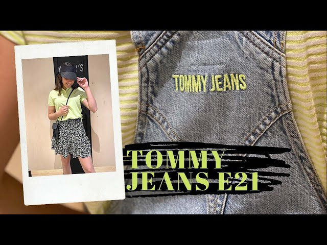 Nouvel arrivage Tommy Jeans !