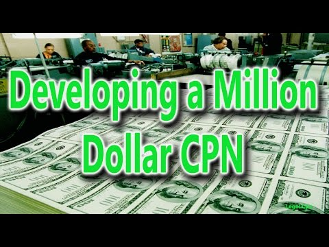 HOW TO OBTAIN $1,000,000.00 DOLLARS USING A CPN!!!