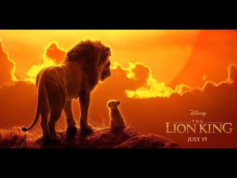 THE LION KING Movie Review - Donald Glover Beyoncé Seth Rogen