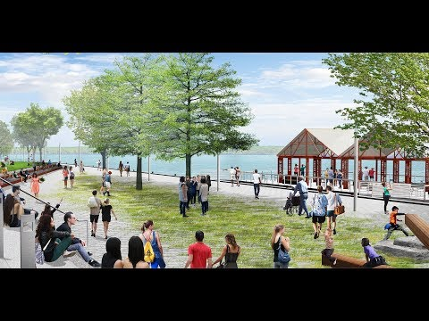 "Pier 8 Park Design Proposal 3: ""View Hamilton 