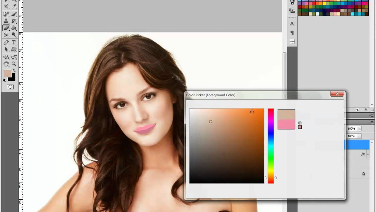 Tutorial-Vectorizing Photos in Photoshop CS5
