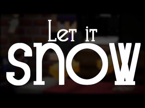 """""""Let It Snow"""" (Steam/Minecraft Parody/Christmas Special!) Song by TotalBiscuit!"""