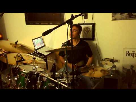 START ME UP - DRUMS COVER D. BERNAL